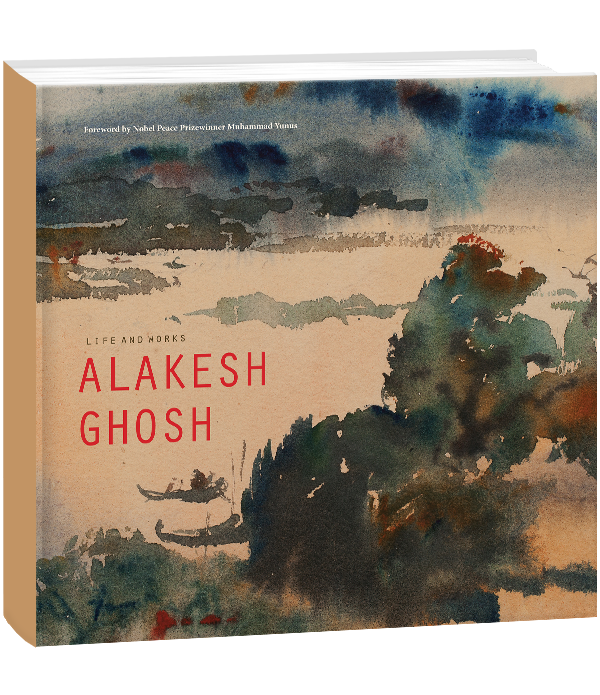 Life And Works: Alakesh Ghosh
