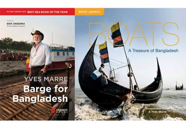 Books on boats launched