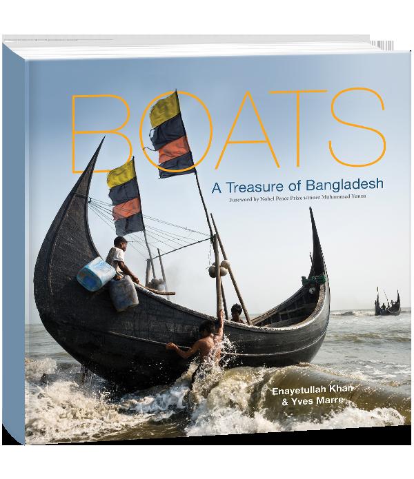 Boats - A Treasure of Bangladesh