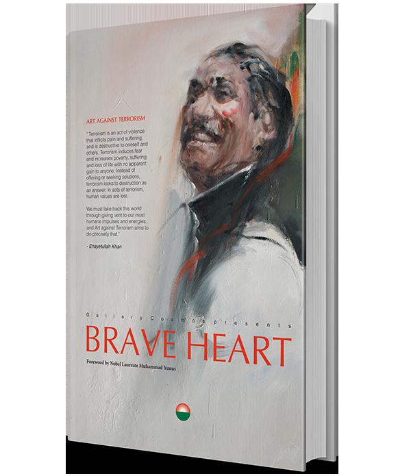 Art Against Terrorism – Brave Heart